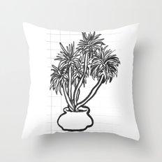potential tree Throw Pillow