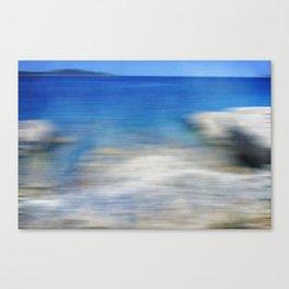 Sea Impressions Canvas Print