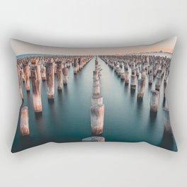 Melbourne, Australia #society6 #decor #buyart Rectangular Pillow