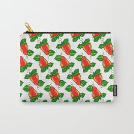Strawberries Carry-All Pouch
