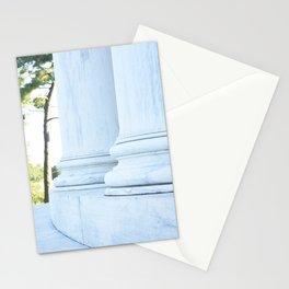 Jefferson Columns Stationery Cards