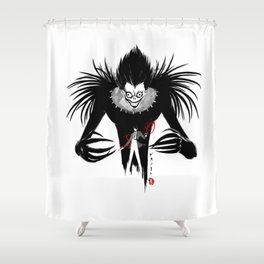 Shinigami Shower Curtain
