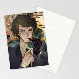 Sherlock Holmes X Patrick Melrose Benedict Cumberbatch Stationery Cards