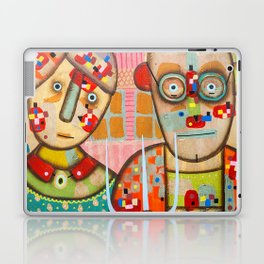 The American Gothic Laptop & iPad Skin