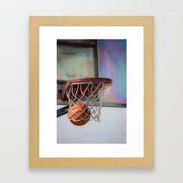 swiiish! Framed Art Print
