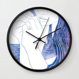 Nereid XXIX Wall Clock