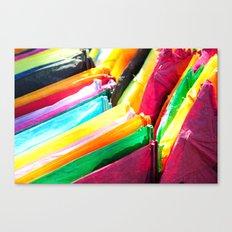Kites Canvas Print