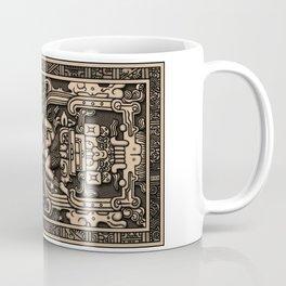 Sala Tumba de Pakal Coffee Mug