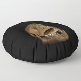 Life from Death Floor Pillow