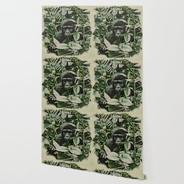 Animal ArtStudio 22516 Gorilla Baby Wallpaper
