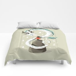 Dragon Spirit Comforters