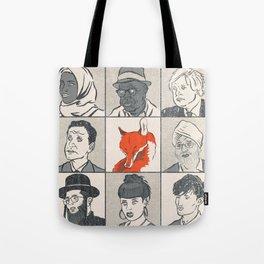 Londoners Tote Bag