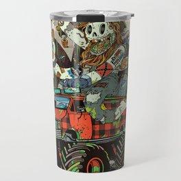 Battlescar Biggles Travel Mug