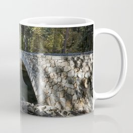 Pohono Bridge Fall Color / Yosemite National Park 10-20-18 Coffee Mug