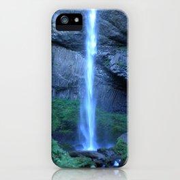 Latourell Falls II iPhone Case