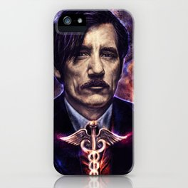 The Knick - John Thackery iPhone Case