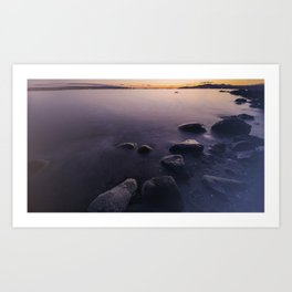 English Bay Art Print