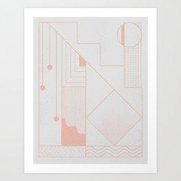 Cataclysmic Art Print