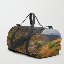 Autumn colors of the old Volсano Duffle Bag