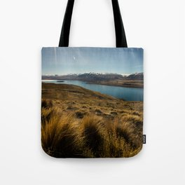 Lake Tekapo Tote Bag