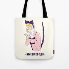 Brashy Cat Tote Bag
