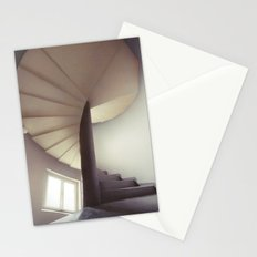 Spiral frontal Stationery Cards