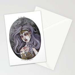 the Birth of Medusa Stationery Cards