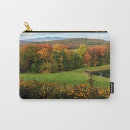 Warren Vermont Foliage Carry-All Pouch