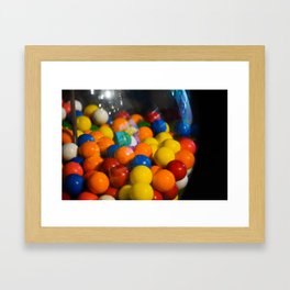 Willy Wonka Framed Art Print