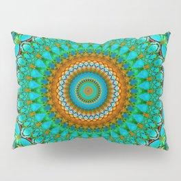 Geometric Mandala G388 Pillow Sham