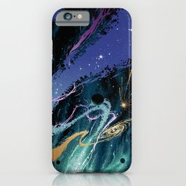 Surfer's Rest iPhone Case