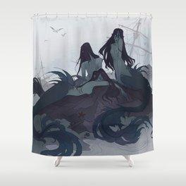 Merrows Shower Curtain