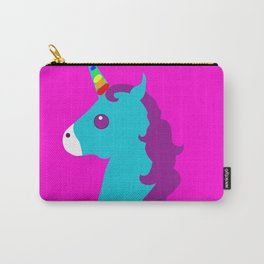 Portrait  of a Unicorn Carry-All Pouch