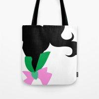sailor jupiter Tote Bags featuring Sailor Jupiter by hunnydoll
