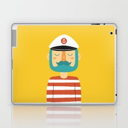 Ahoy Sailor Laptop & iPad Skin