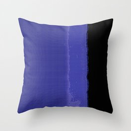 Divided95 Throw Pillow