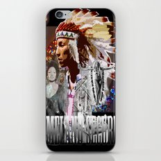 HOMELAND SECURITY iPhone & iPod Skin