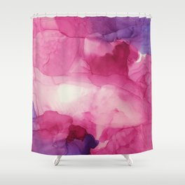 Fluidity III Shower Curtain