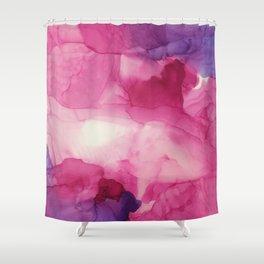 Fluidity III Shower Curtain