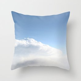 ICE WAVE II Throw Pillow