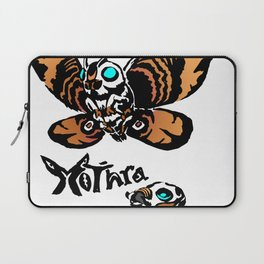 Mothra Kaiju Print Laptop Sleeve