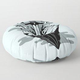 Releasing Dark Matter Floor Pillow