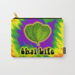Chai Life Carry-All Pouch
