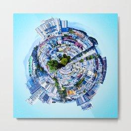 small city Metal Print