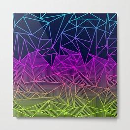 Bailey Rays Metal Print