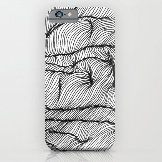 Lines #1 iPhone & iPod Case