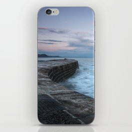Sunset Over the Cobb iPhone Skin
