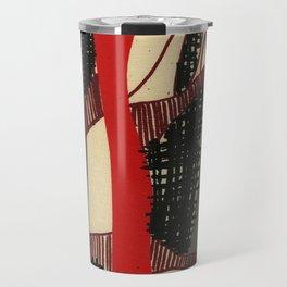 Coronary Contemporary 3 Travel Mug
