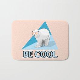 Be Cool Polar Bear Bath Mat