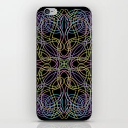 Enlightenment iPhone Skin
